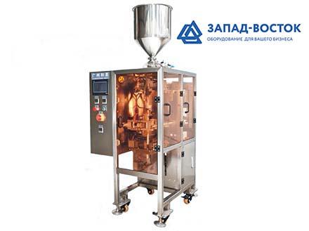 Автомат для фасовки и упаковки в фигурные пакеты