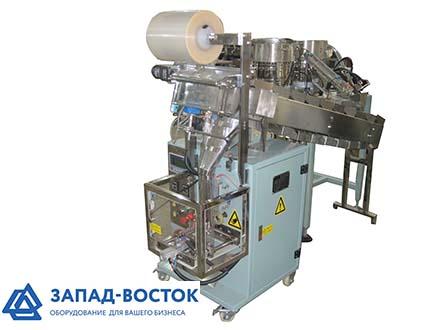Упаковочный станок для метизов (2-3 дозатора)