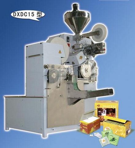 Фасовочное оборудование для чая DXDC 15