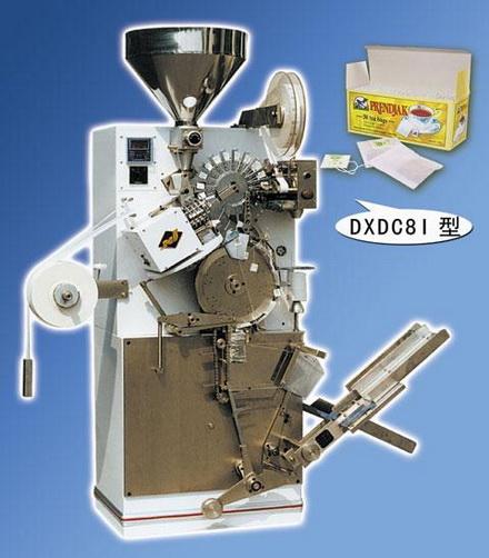 Аппарат для фасовки чая DXDC 8 I