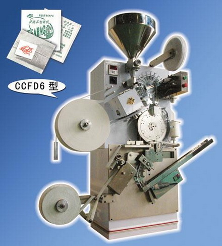 Упаковочное оборудование для фасовки чая ССFD6